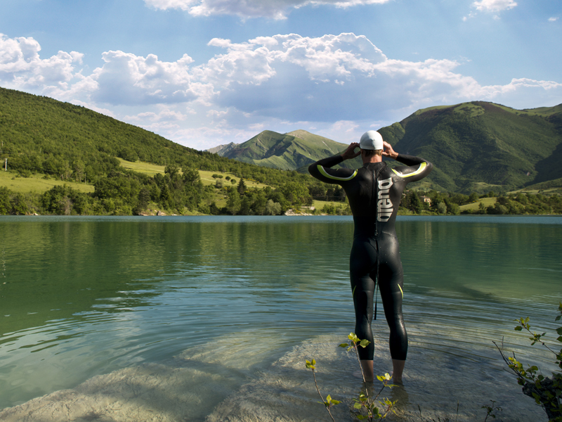 Open water swimming: Tips for a safe swim in the lake