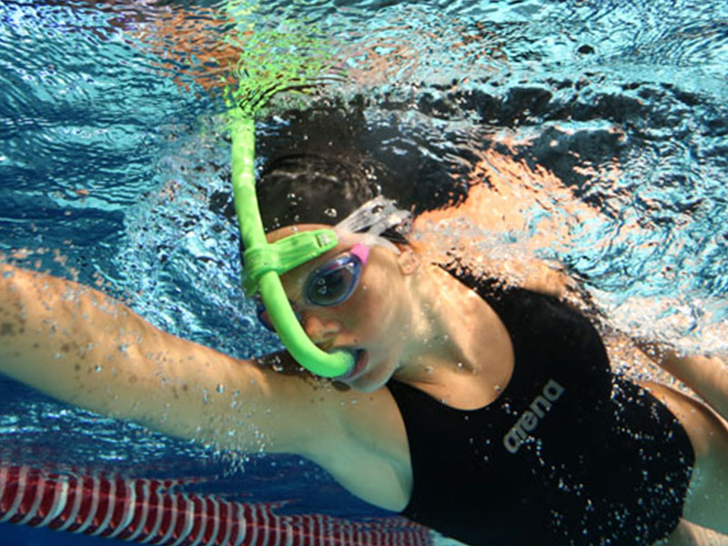 Swim leg: what price do you pay for technical mistakes? Training tools can help